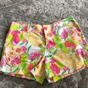 Lilly Pulitzer shorts